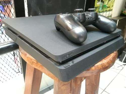 Consola ps4 play station slim 50gb un control envio gratis