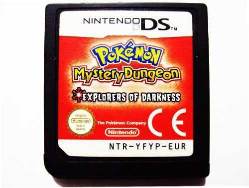 Pokemon mm exploradores de la oscuridad en español nds &