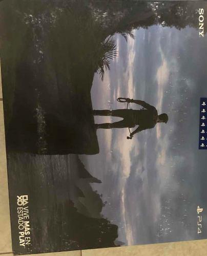 Ps4 edición especial de uncharted 4