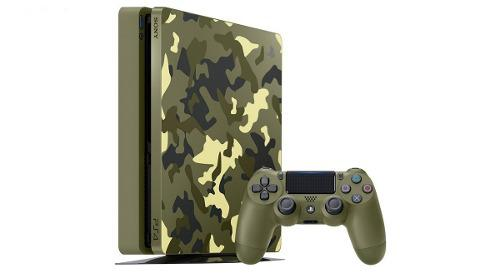 Ps4 edicion especial call of duty bundle