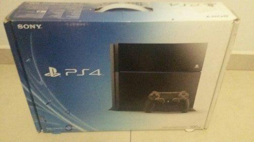 Ps4 fat 500gb 5 juegos digitales 4 fisicos oportunidad