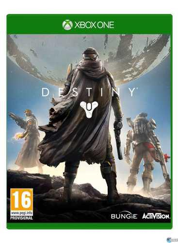 Destiny xbox one juegas online