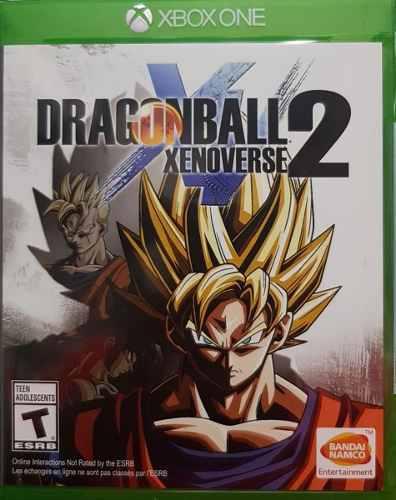 Dragon ball xenoverse 2.-one