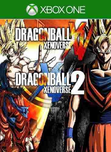 Dragon ball xenoverse 2x1 xbox one offline no codigo