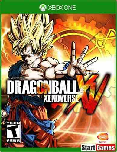 Dragon ball: xenoverse::. para xbox one en start games