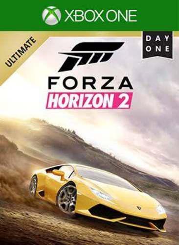 Forza horizon 2 ultimate xbox one original offline