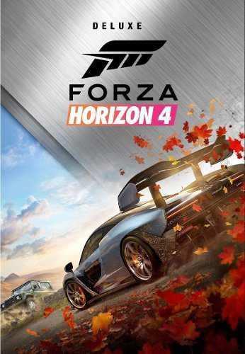 Forza horizon 4 deluxe xbox one original offline