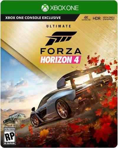Forza horizon 4 xbox one original offline