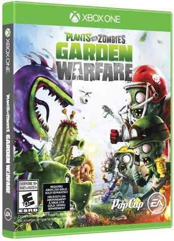 Plants vs zombies: garden warfare::.. para xbox one