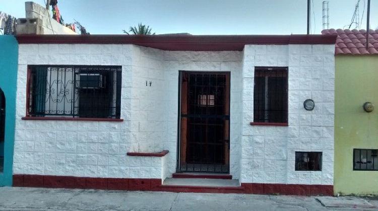 Rento casa en cancun excelente ubicacion
