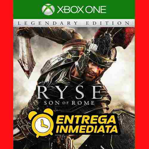 Ryse Son Of Rome Legendary Edit Xbox One Offline No Código