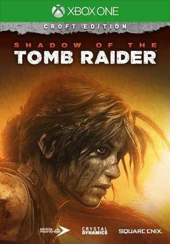 Shadow of the tom raider croft edition para xbox one offline
