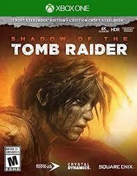 Shadow of the tom raider croft edition xbox one offline