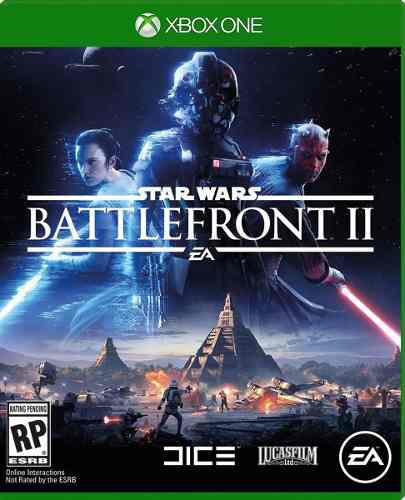 Star wars battlefront 2 xbox one msi nuevo