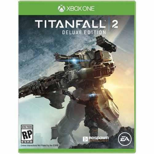 Titanfall 2 deluxe xbox one juegas online