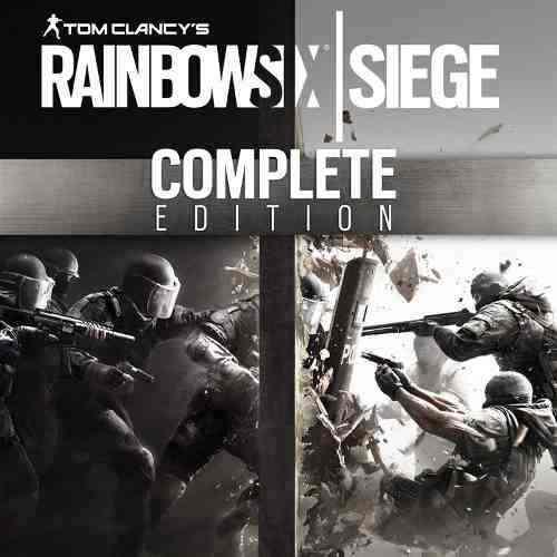 Tom clancy's rainbow six siege complete edition - xbox one