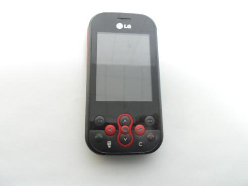 Celular lg gt360 movistar qwerty cám2mp radio mp3 bluetooth