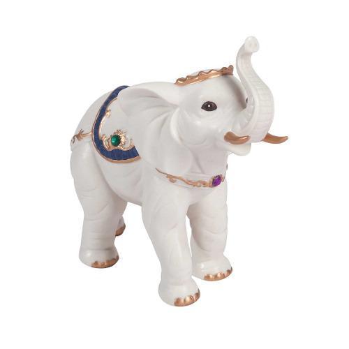 Decoración hogar figura elefante de la prosperidad