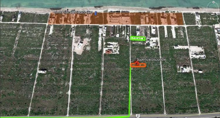 Te invito a invertir en el puerto de San Benito,200 mts de