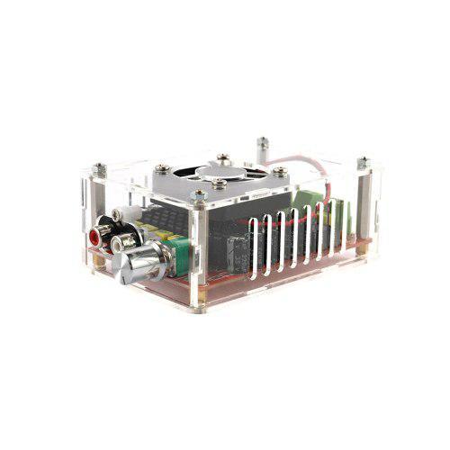 3*tda7498 audio dual del tablero del amplificador de potenci
