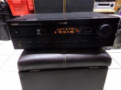 receptor amplificador yamaha ofertas mayo clasf. Black Bedroom Furniture Sets. Home Design Ideas