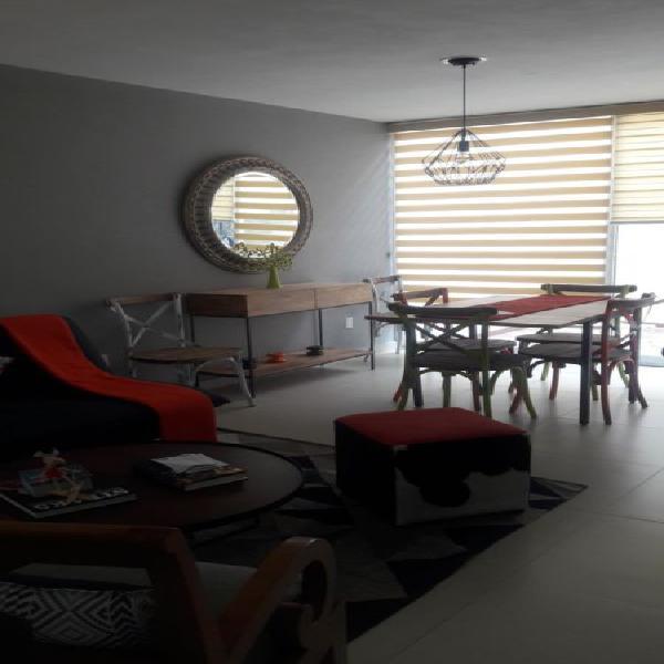 Casa amueblada zona norte de leon guanajuato