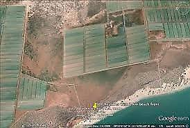 Hectareas de terreno con 2 kms de playa