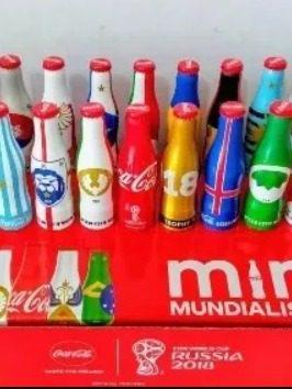 Mini bitellitas coca cola