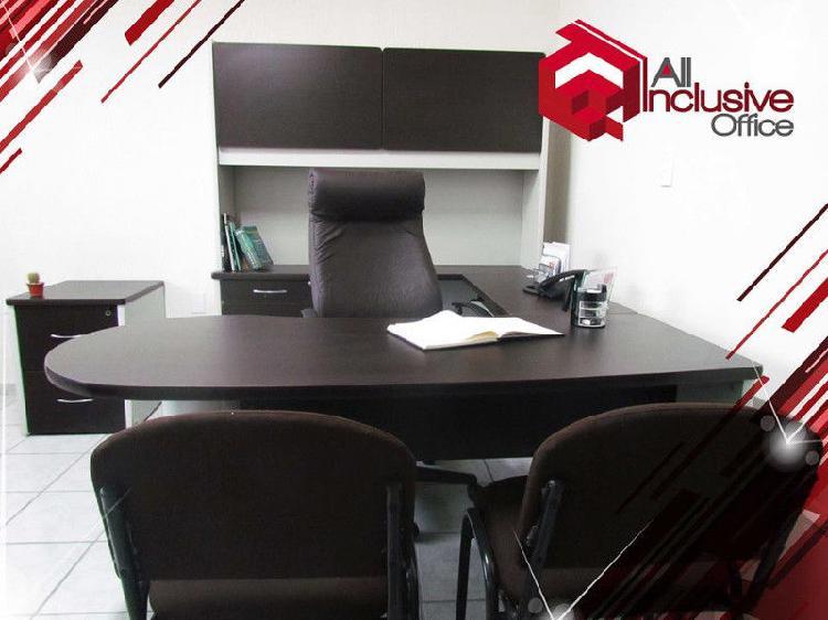 Oficinas con todos los servicios!!
