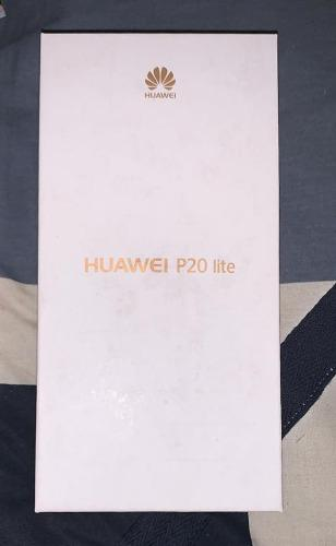 Huawei p20 lite 32gb negro at&t nuevo de linea sellado 18msi
