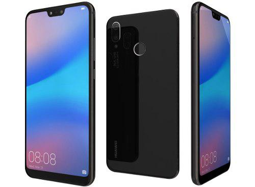 Huawei p20 lite negro at&t nuevo y sellado