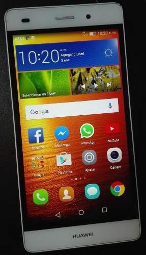 575565322c7 Huawei p8 lite ale-l23 blanco liberado envio gratis en México ...