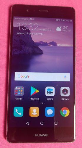 Huawei, p9, eva l09, liberado, color gris, estetica 9.5