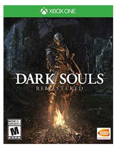 Juego Xbox One Dark Souls Remastered Standard Edition