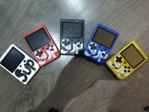 Mini consola videojuego clásico 400 juegos nintendo game