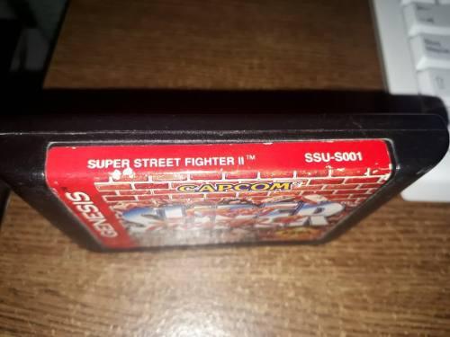 Super Street Fighter Ii Sega Genesis