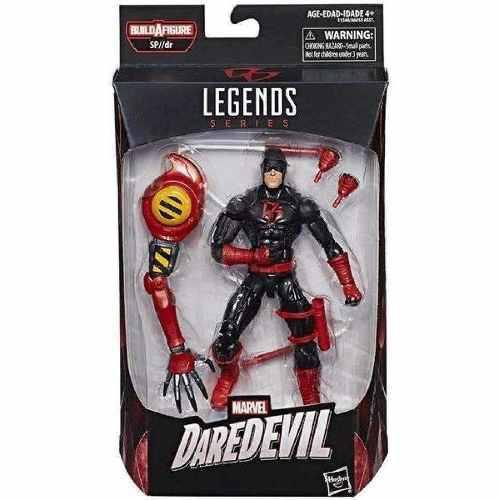 Daredevil marvel legends baf sp//dr envio gratis nuevo