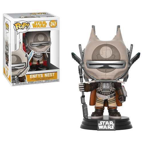 Figura Coleccionable Funko Pop Star Wars Han Solo Enfys Nest
