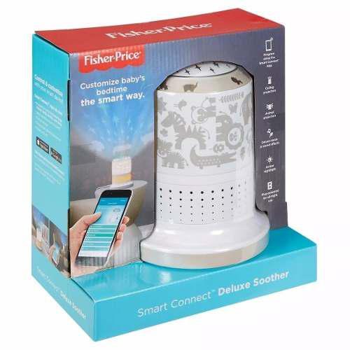ae67d1985 Fisher price proyector hora de dormir smart connect