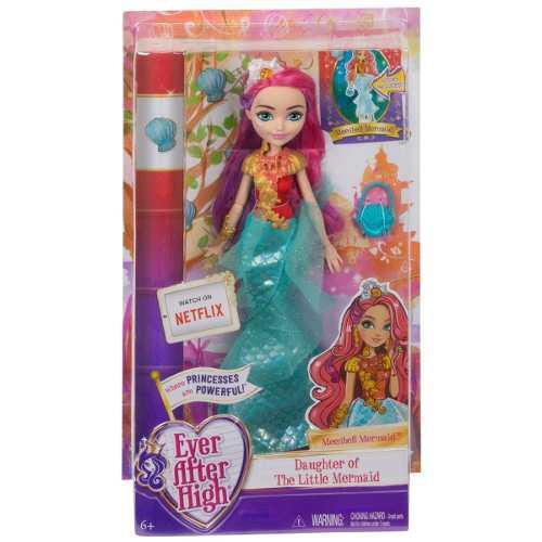 Meeshel mermaid, ever after high básica!! nueva!!