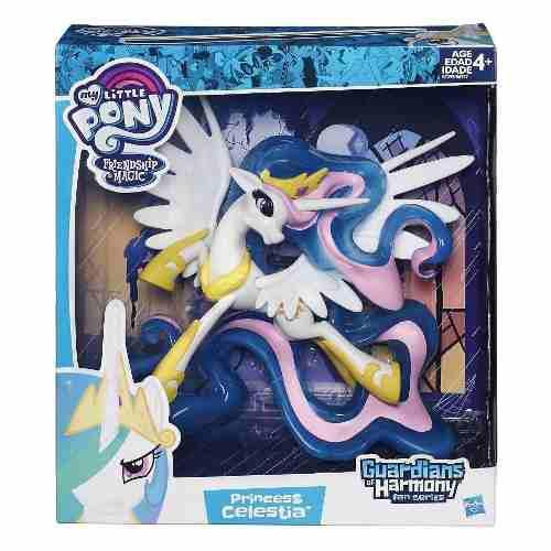 My little pony celestia -guardians of harmony fan series-