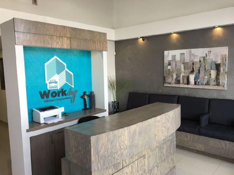 Oficinas corporativas en renta en plaza cumbres en chihuahua