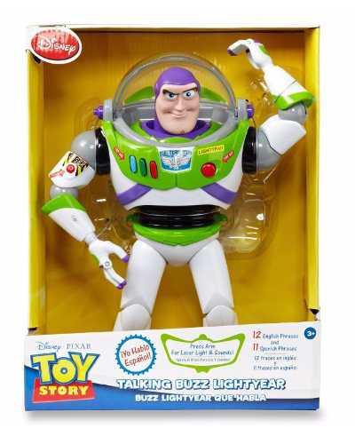 Toy story buzz lightyear sonidos luces español / ingles
