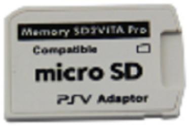 Adaptador Memoria Micro Sd V 5.0 Ps Vita Envió Gratis