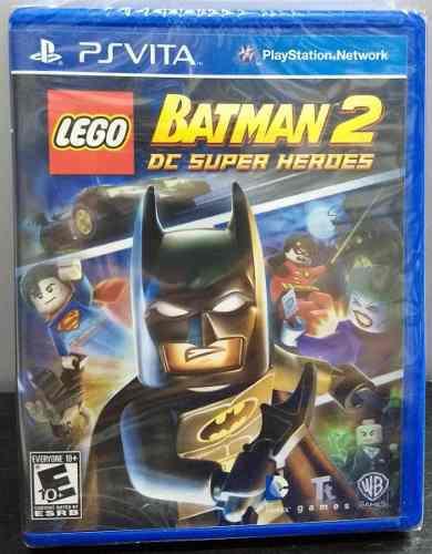Lego batman 2: dc super heroes.-psv