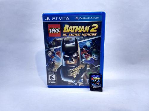 Lego batman 2 dc superheroes psvita gamers code**
