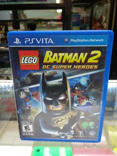 Lego batman 2 para sony ps vita