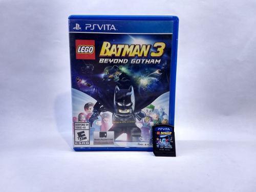 Lego batman 3 beyond gotham psvita gamers code**