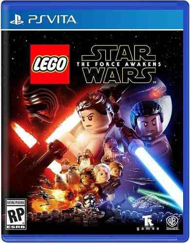 Lego star wars the force awakens ps vita sellado nuevo