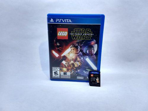 Lego star wars the force awakens psvita gamers code**